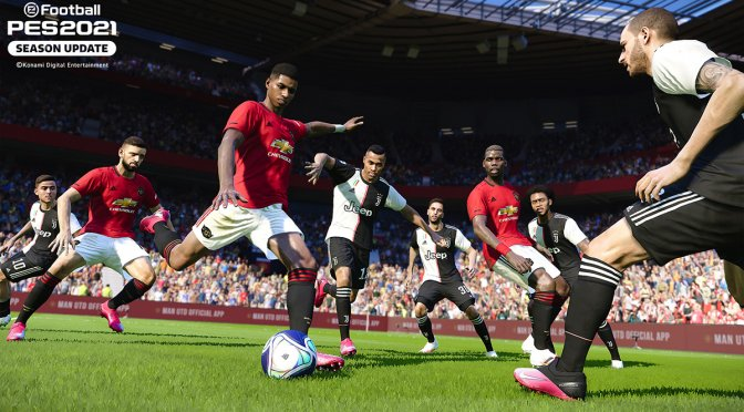 eFootball PES 2021 Lite is now available for free download on Steam