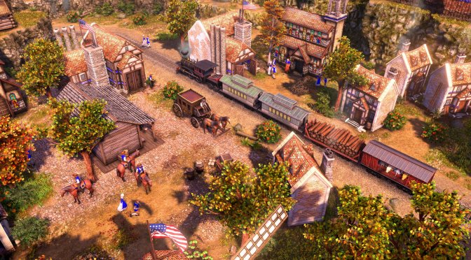Age of Empires III Definitive Edition screenshots