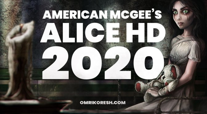 American McGee's Alice gets a 2GB HD Fan Remaster Mod
