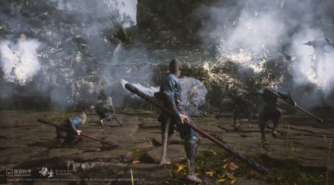 New Black Myth: WuKong teaser trailer showcases thousands of soldiers on screen