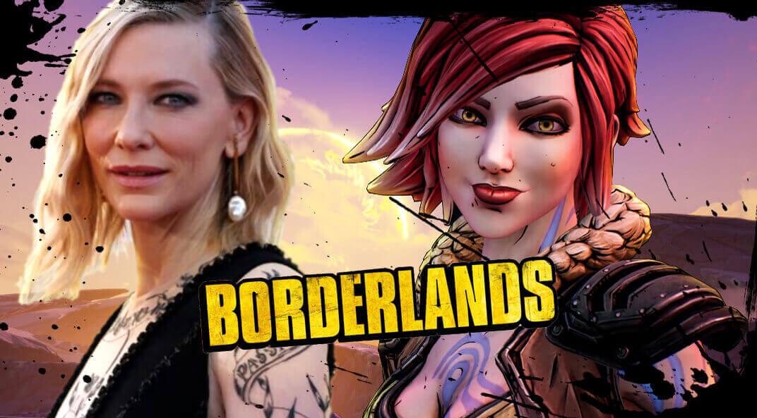 Borderlands Movie rò rỉ hình ảnh dàn diễn viên trong bản live action