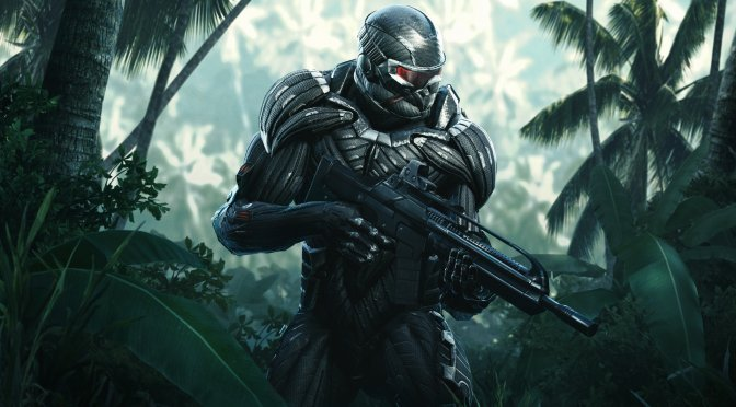 Confirmed: Crysis Remastered will have the classic nanosuit mode from the original PC version