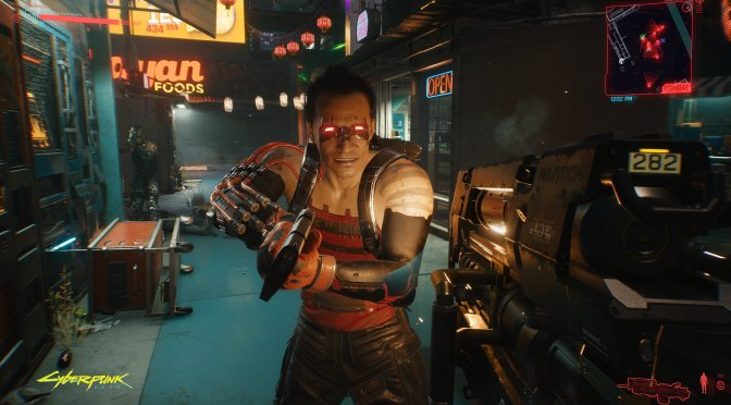 Cyberpunk 2077 new screenshots August 2020-1