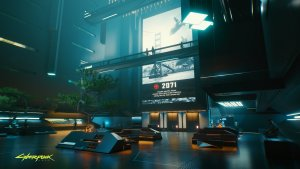 Cyberpunk 2077 new screenshots August 2020-7