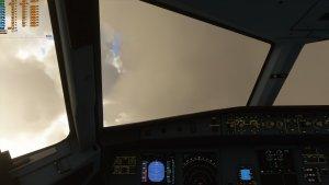 Microsoft Flight Simulator cockpit view low performance-1