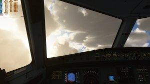Microsoft Flight Simulator cockpit view low performance-2