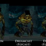Legacy of Kain Soul Reaver remaster mod screenshots comparison-1