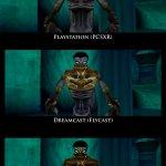 Legacy of Kain Soul Reaver remaster mod screenshots comparison-2