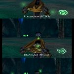 Legacy of Kain Soul Reaver remaster mod screenshots comparison-3