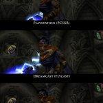 Legacy of Kain Soul Reaver remaster mod screenshots comparison-6