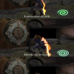Legacy of Kain Soul Reaver remaster mod screenshots comparison-8