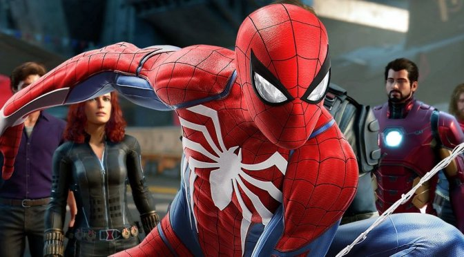 PC gamers won't be able to play as Spider-Man in Marvel's Avengers