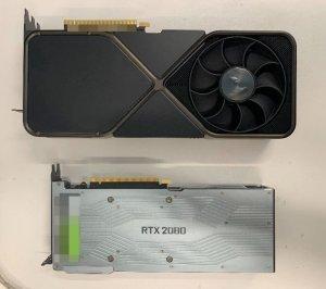 NVIDIA 3090 Ampere vs 2080 Turing GPUs-1