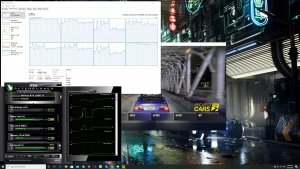 Project CARS 3 CPU scaling 2