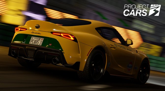 Project CARS 3 Update 1.4 released, full patch notes revealed