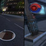Spider-Man 2 Webbed Up comparison screenshots-1