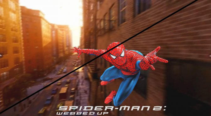Spider-Man 2 Webbed Up feature