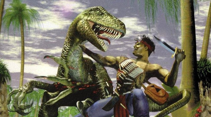 Acclaim Austin pitched a new Turok game in 2004, TUROK 5: Resurrection