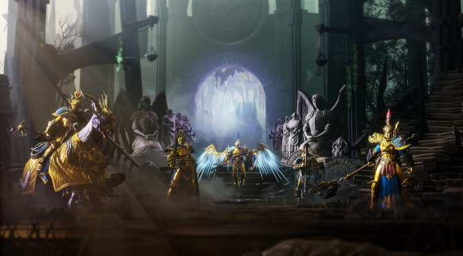 Warhammer Age of Sigmar: Storm Ground is a skirmish turn-based strategy game, releases in 2021