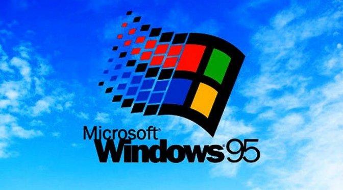 Windows 95 feature