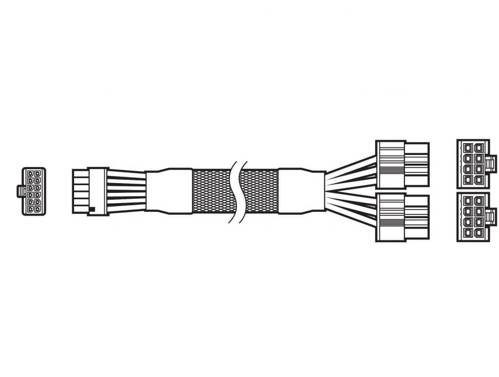Corsair Ampere GPUs 12-pin cable-2
