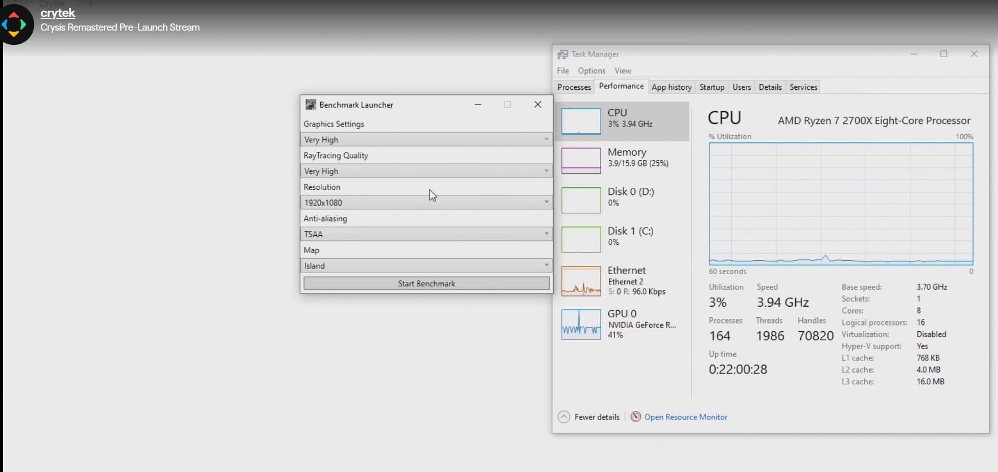 Crysis Remastered benchmark-1