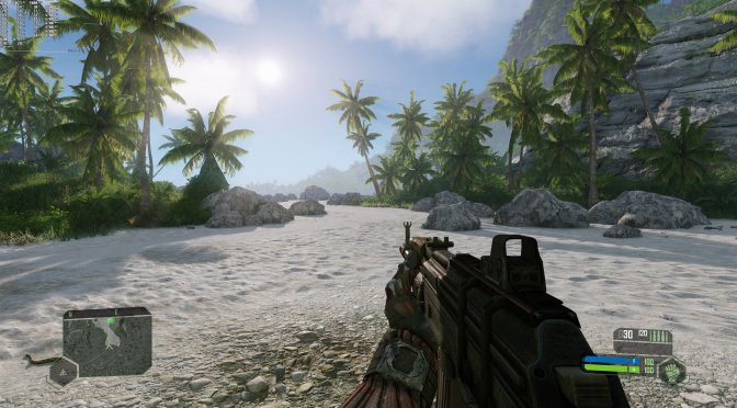 "Crysis Remastered can look gorgeous in 4K/""Can it Run Crysis?"""