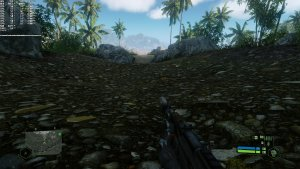 Crysis Remastered POM