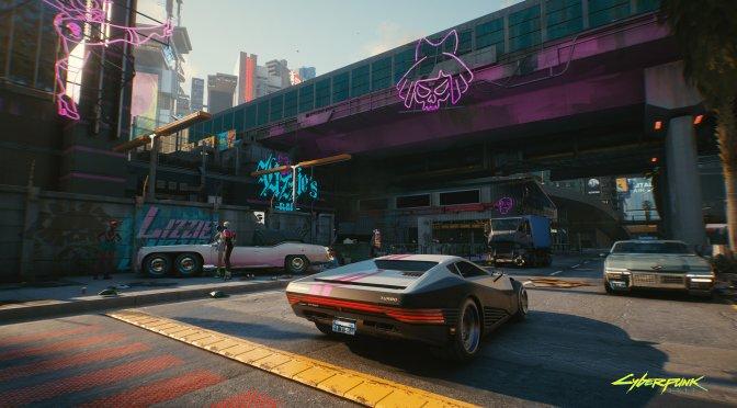 Cyberpunk 2077 Sunny Day screenshot