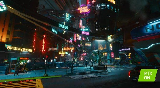 Cyberpunk 2077 new Ray Tracing screenshots-1
