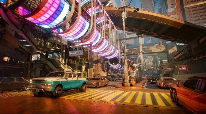 Cyberpunk 2077 new screenshots September 2020-6
