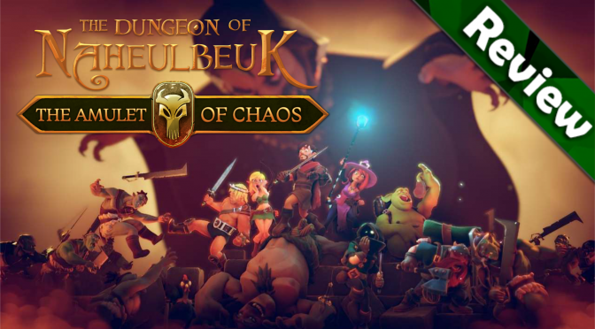 The Dungeon Of Naheulbeuk: The Amulet Of Chaos PC Review