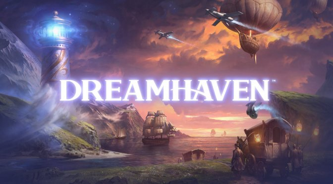 Dreamhaven studio feature