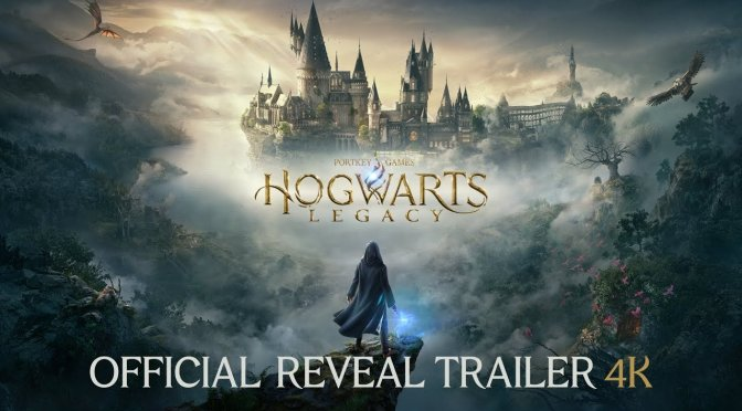 Warner Bros announces the next-gen Harry Potter game, Hogwarts Legacy