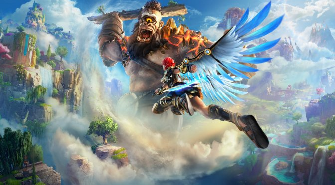 Immortals Fenyx Rising Title Update 1.3.1 available for download