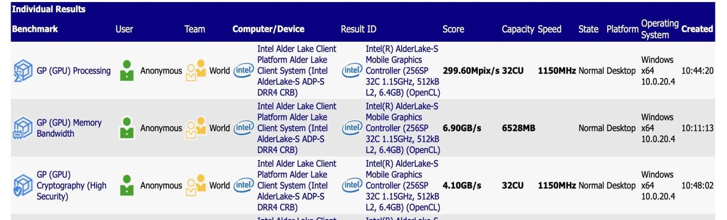 Intel Alder Lake-1