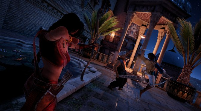 Prince of Persia Sands of Time Remake screenshots-2