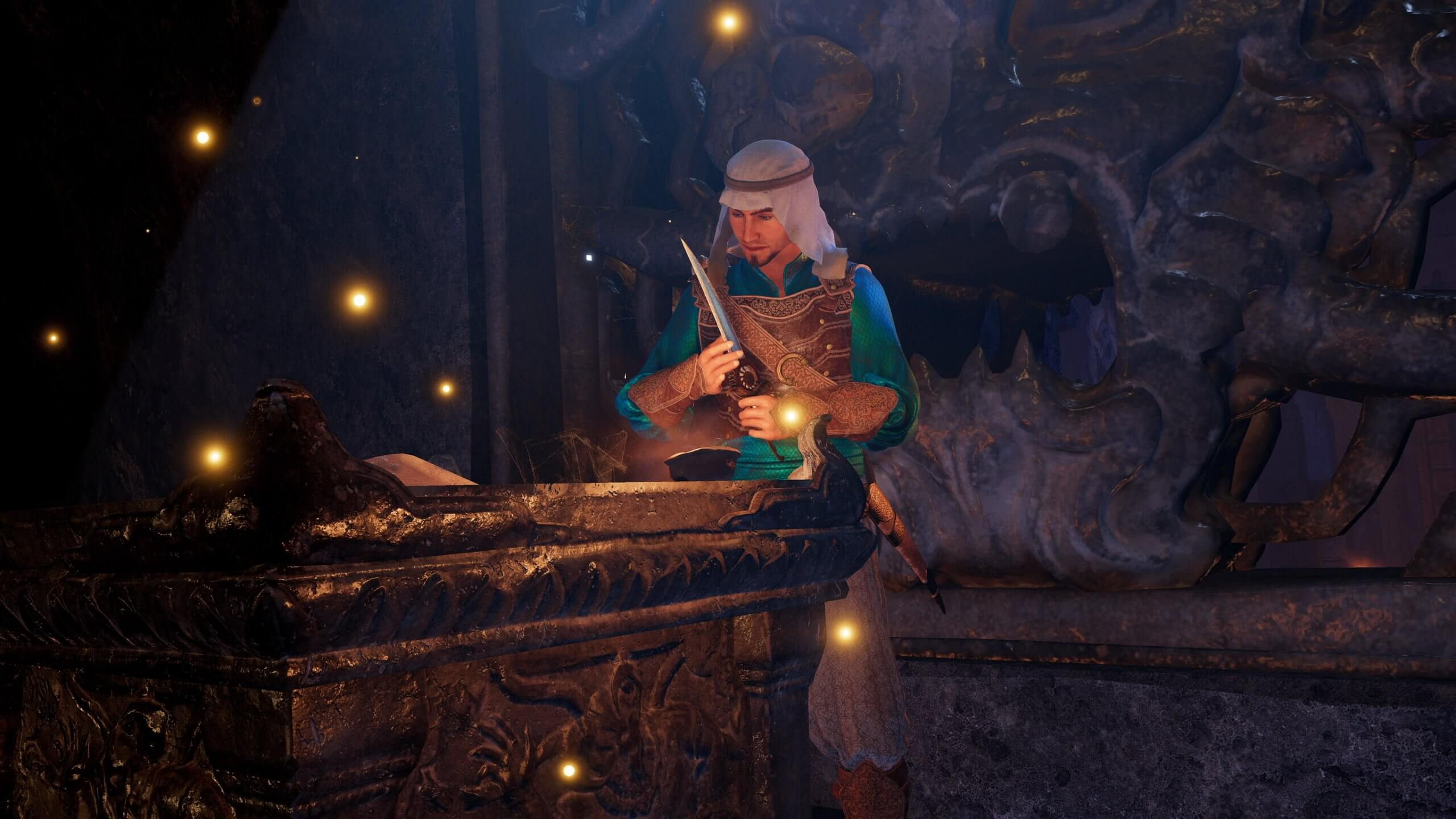Ubisoft India comments on Prince of Persia: Sands of Time Remake's graphics