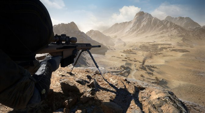 Sniper Ghost Warrior Contracts 2 releases on June 4th, gets new gameplay trailer