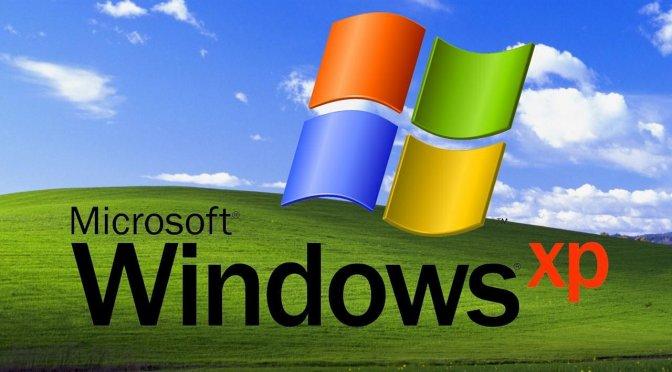 Windows XP feature