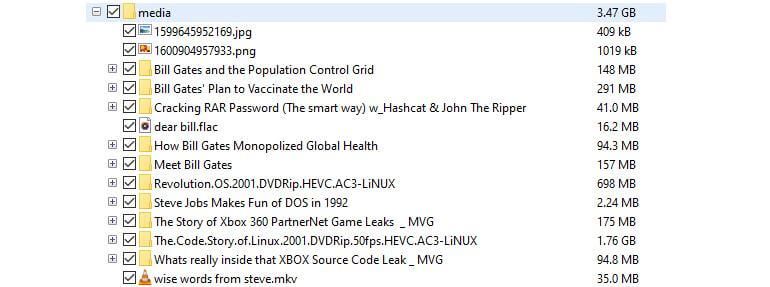 Windows XP source code leak-1