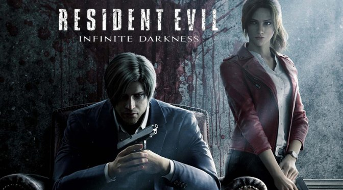 Resident Evil: Infinite Darkness gets a teaser trailer