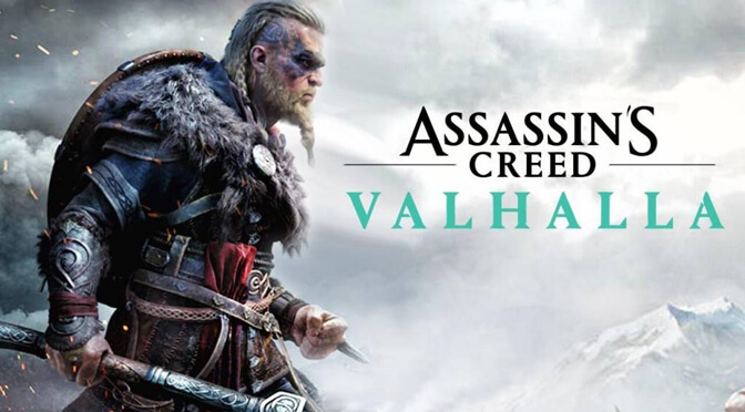 Assassin's Creed Valhalla & Watch Dogs Legion in native 4K only on PC, not on next-gen consoles