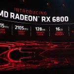 AMD RDNA 2 RX 6800