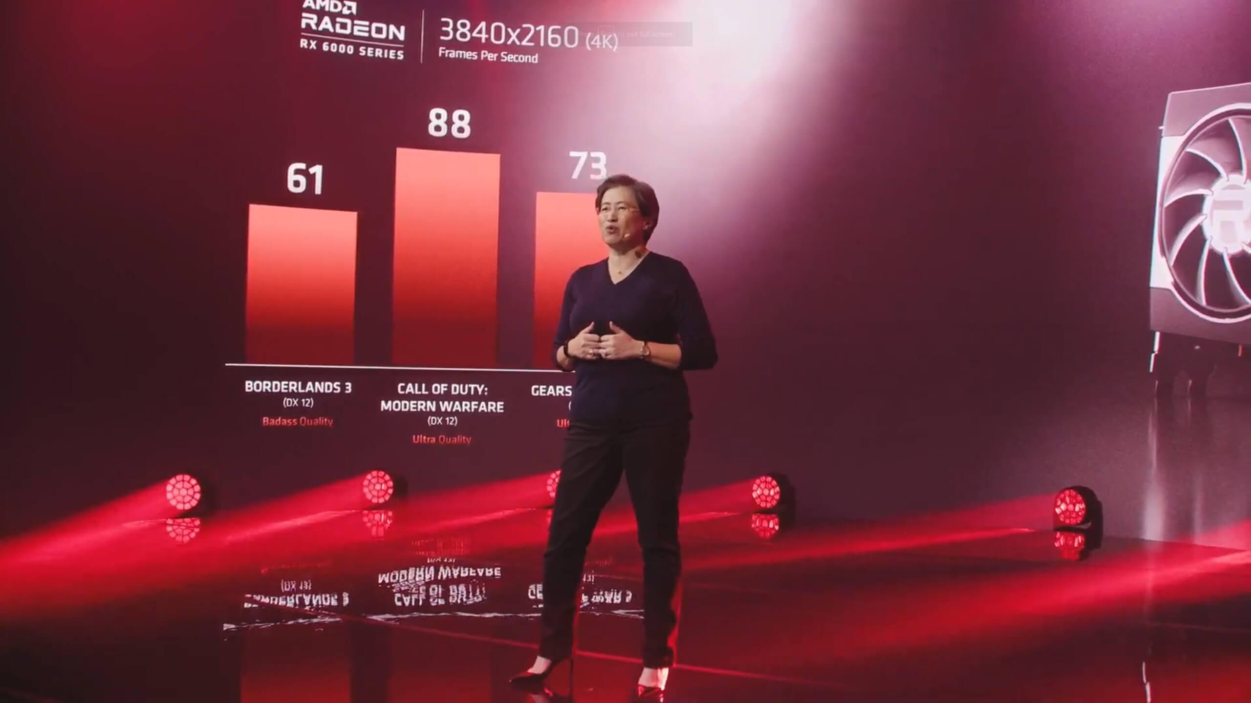 AMD Radeon Big Navi first benchmarks