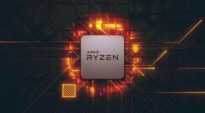 AMD Ryzen 5000 Zen 3 'Vermeer' CPU die shot pictured, revealing the core topology and architecture