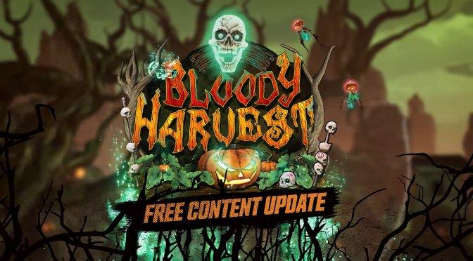 Borderlands 3's Bloody Harvest event is back for Halloween