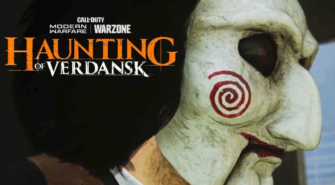 Haunting of Verdansk is a Halloween themed free event for Call of Duty Warzone and Modern Warfare
