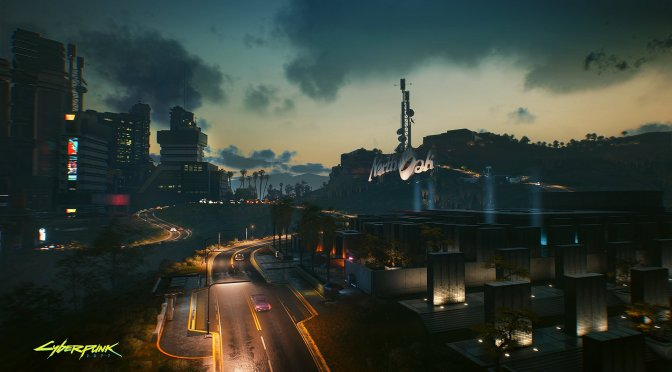 Here are some new beautiful screenshots for Cyberpunk 2077
