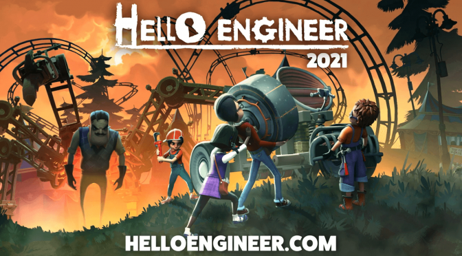 Hello Engineer gets an official announcement trailer